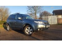 2008 Subaru Forester 2.0l Manual Long Mot 65k