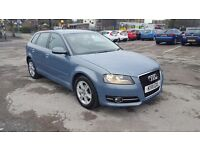 AUDI A3 SE TDI DIESEL TOP CONDITION PERFECT RUNNER 11 PLATE 12 M MOT AND 3 M NATIOWIDE WARRANTY