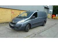 Citroen Dispatch 1.6HDI 2008 only 115 000miles