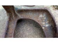 Cobblers anvil