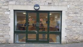 Modern Open Plan Office for 8-10 people