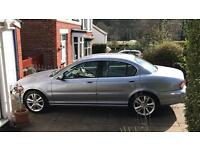 Jaguar X-Type 2.0 d, 4dr, MOT Nov 2017 £3,600