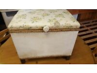 Lloyd Loom Box For Project