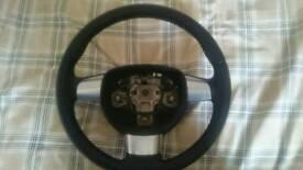 Ford focus steering wheel