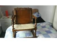 Monks chair