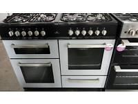 New world range cooker 8 burner