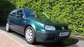 Volkswagen Golf 2002 1.9 SDI