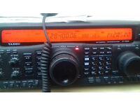 Yaesu Ft-920 HF & 6 Meters