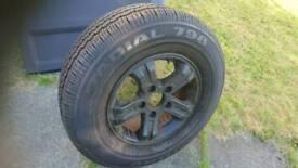 Kia Sorento wheel
