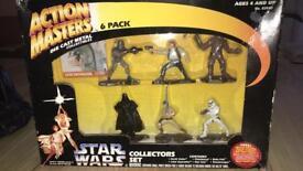 Star Wars master cast iron figures