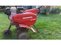 Honda fg314 rotovator.Excellent condition