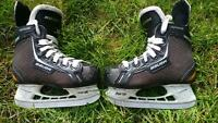 Bauer Supreme one.4 youth size 10 skates for same