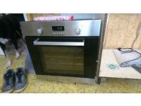 Candy Fan Assisted Electric Oven with Grill
