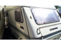Compass Omega caravan for sale £350.00 late 80s /early 90s
