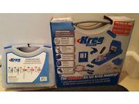 Kreg K4MS Jig Master System with Pocket-hole Screw Kit 675pce Sk03