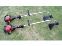 SOVERREIGN 25cc STRIMMERS X 2