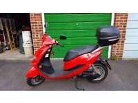 Suzuki Estilete 50cc Moped