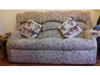 Riser/recliner chair, arm chair and sofa