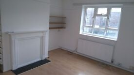 Unfurnished 2 bed, 1 bath property near Turnham Green terrace for professionals only.
