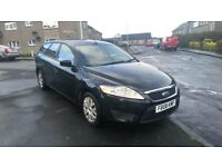 08 Ford Mondeo 1.8 tdci years mot