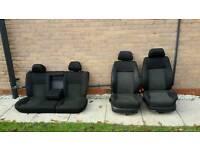 Bora seats front and rear Recaro style £40