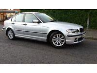 BMW PERFECTION ONLY £2295,STUNNING CAR,2005 BMW 318 SE FOUR DOOR,leon,golf,astra,megane,audi,vans,