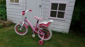 Girl's Hello Kitty Bicycle