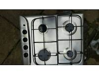 Indesit gas hob good condition