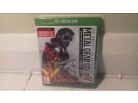 METAL GEARS SOLID 5 DEFINITIVE EDITION FULL PACKAGE NEW NEW NEW / PAY-PAL.