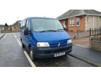 Multi purpose vehicle/9 seater-Van/Minibus/Wheelchair Access/Ideal Stealth Van/Camper Van Conversion