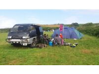 Mitsubishi delica l300 4x4 campervan