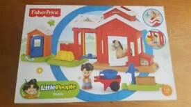 Fisher Price Little People farm set