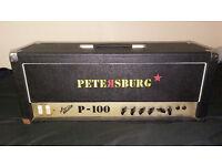 Petersburg 100 Valve Amp Head