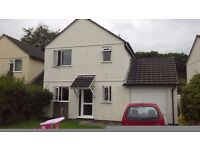 3/4 bedroom semi detached house near Liskeard