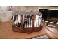 Baby changing bag mothercare babymel