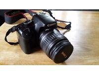 Canon EOS 450D Body and 2 Lenses