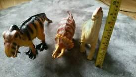 Bundle 1 Very Large dinosaurs