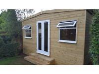 Summerhouse/garden building/timber building/ man cave