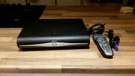 Sky + HD box. Used full working condition