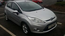 ford fiesta 1.4 diesel excellent condition £20 road tax 2 owner