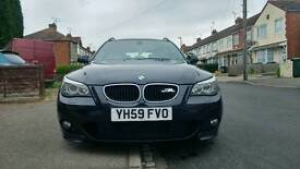 BMW 520D M-Sports Touring Edition