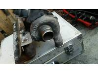 Ford mondeo tdci 2.0 turbo complete manifold