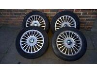"SEAT Leon 16"" Cupra Wheels / Alloys – Fits VW Golf Polo GTI etc"