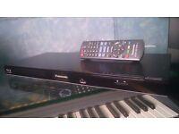 Panasonic blu-ray disc player, DMP-BD75