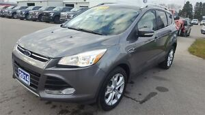 2014 Ford Escape Titanium 4WD | NAVIGATION | Finance from 1.9% Kitchener / Waterloo Kitchener Area image 7