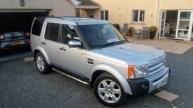 LAND ROVER DISCOVERY METROPOLIS LTD EDITION OF 300 HIGHEST SPEC.AUTO,HTD LEATHER.3 SUNROOFS,DVD,67K.
