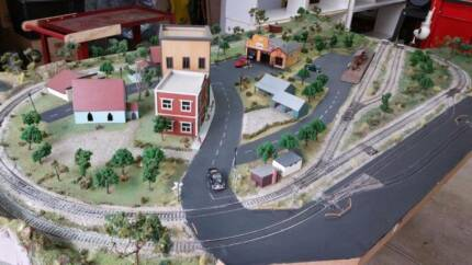 ho train layout Edwardstown Marion Area Preview