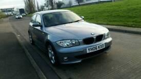 2006 BMW 1 series 116isport 1.6 petrol , 99k