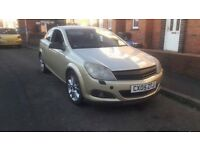 Vauxhall Astra 1.6 petrol With sport button n