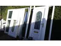 front conservatory unit with glass ideal for summer room or relaxation includes 2 doors free